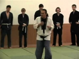 Семинар КОНТЭН «Альтернативное хапкидо»  2006 г. (часть 4)