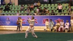 Китай, Юнчунь, ноябрь 2015, международные соревнования по белому журавлю Бай Хэ Цюань