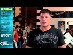 Брайан Стэнн совмещение бойцовских тренировок с тренировками на силу и выносливость